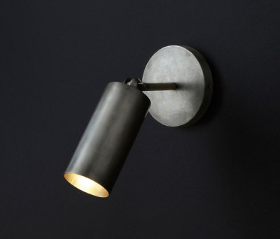 Cylinder Sconce by Apparatus