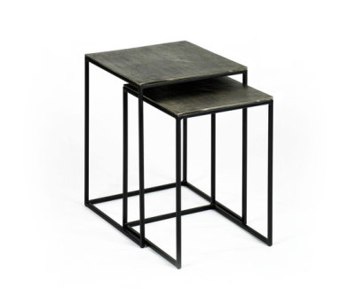 Dado couch table by Lambert