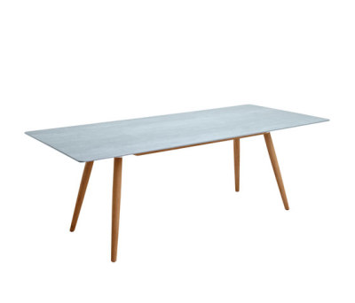 Dansk Ceramic Table by Gloster Furniture