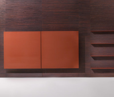 Decor | Wall Covering Panel with cupboard by Laurameroni