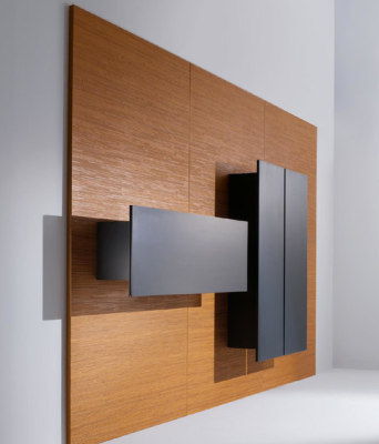 Decor | Wall Covering with doors by Laurameroni