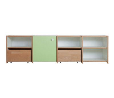 Delite – Cabinet Combination DBC-50 by De Breuyn