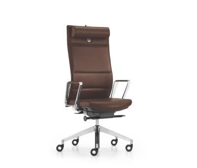 DIAGON Executive swivel chair by Girsberger