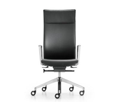 DIAGON Swivel chair by Girsberger