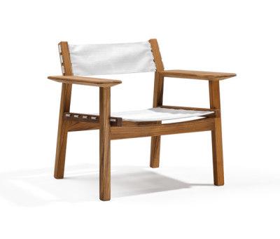 Djurö lounge chair by Skargaarden