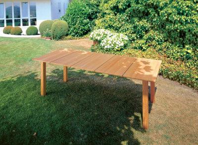 Domido table by Fischer Möbel
