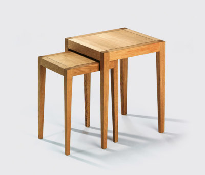 Domino I side table by Lambert