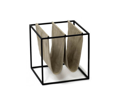 Domino Magazine Holder by Espasso