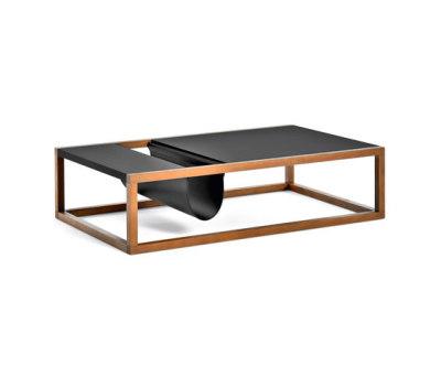 Dorsoduro coffee table by Varaschin