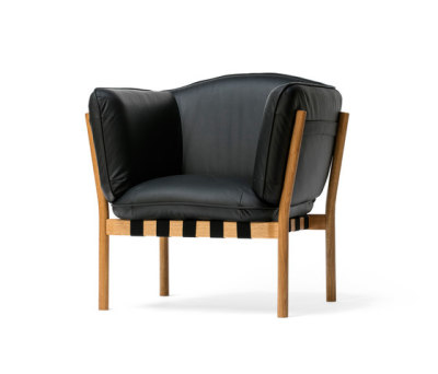 Dowel Armchair by TON