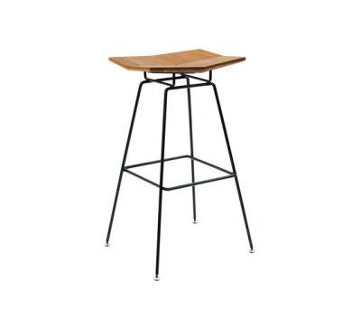 DUA bar stool by INCHfurniture
