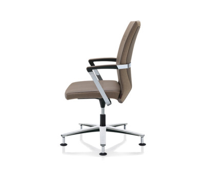 DucaRe | Conference swivel chair by Züco