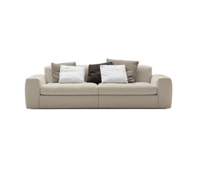 Dune sofa by Poliform