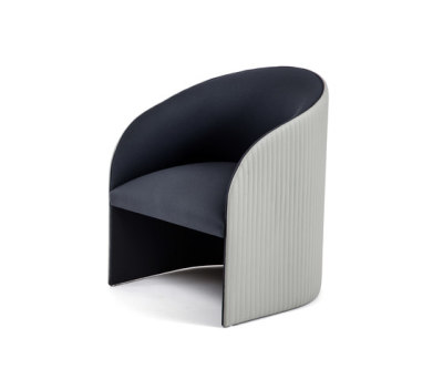 Eclipse Armchair by Bross