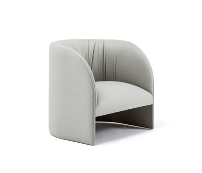 Eclipse Lounge chair by Bross