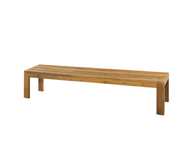Eden bench 260 cm by Mamagreen