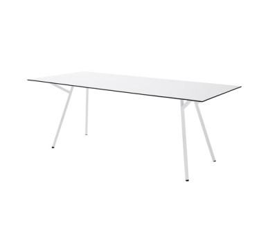 Egon Plain Dining- I Officetable by Hansen