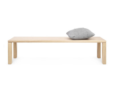 Element Bench by OBJEKTEN