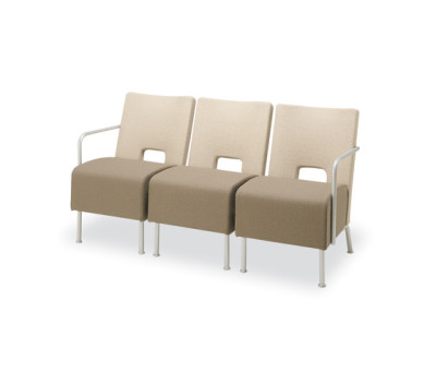 Element seat section by Materia