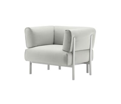 eleven armchair 860 by Alias