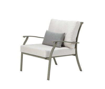 Elisir lounge armchair by Ethimo