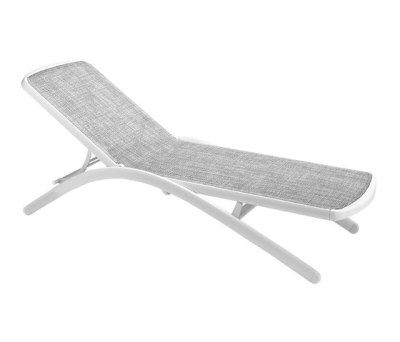 Elite sunlounger by Fast
