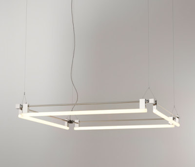 EON Suspension light square by KAIA
