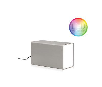 Eraser 260 Silver LED by Moree