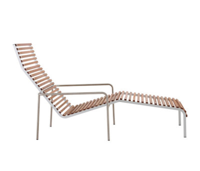 Extempore long chair by extremis