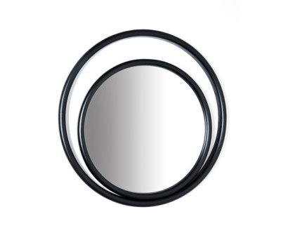 Eyeshine Mirror by WIENER GTV DESIGN