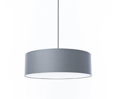 FAB 80 silver grey by Embacco Lighting