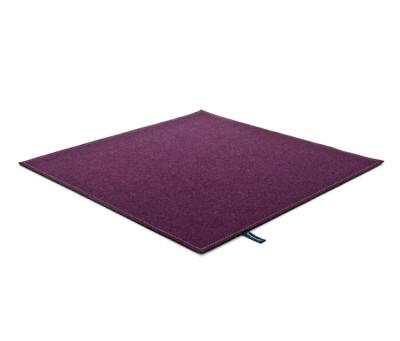 Fabric [Flat] Felt dirty lilac by kymo
