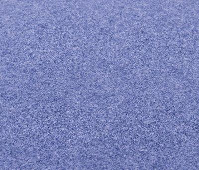 Fabric [Flat] Felt lilac blue by kymo