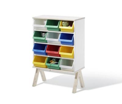 Famille Garage shelf by Lampert