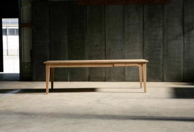 Farmer table by Heerenhuis