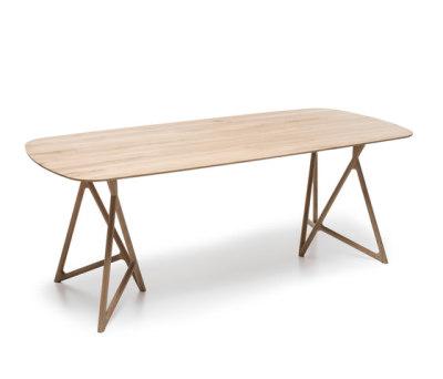 Fawn - koza table by Gazzda