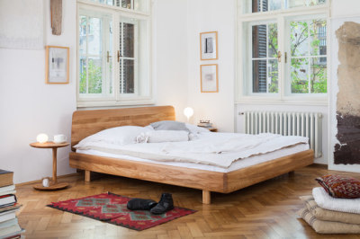 Fin Bed by Artisan