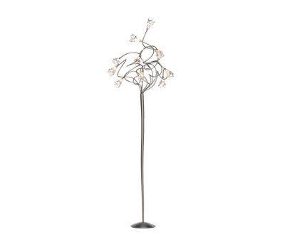 Flag floor lamp 10 by HARCO LOOR