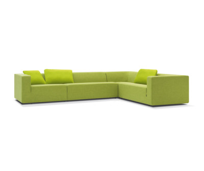 Float sofa by OFFECCT
