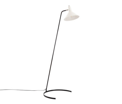 Floor Lamp No. 1505: The Horse Shoe by ANVIA