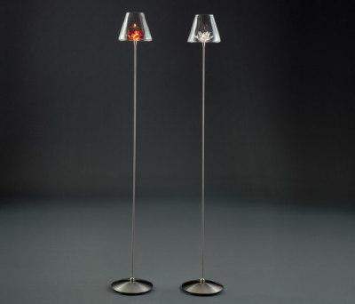 Flower - Floor lamp FL 2 by HARCO LOOR