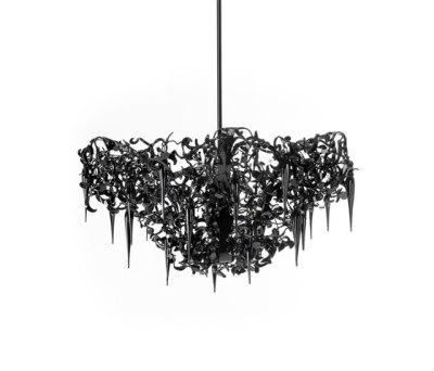 Flower Power chandelier by Brand van Egmond