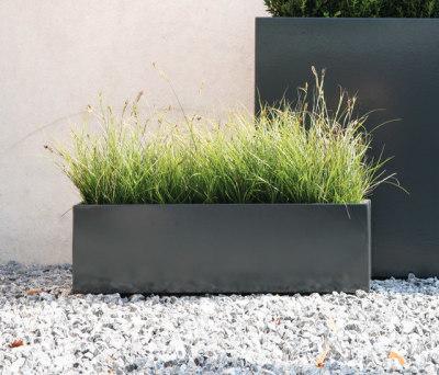Flowerbox plantbox by Conmoto