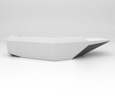 Fold Desk configuration 7 by isomi Ltd