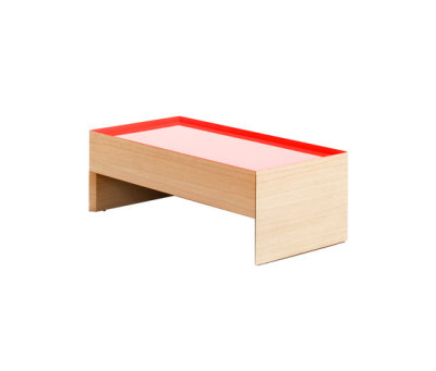F.U. Low table by Dune