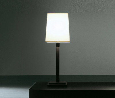 Garlan Due Table lamp by Meridiani
