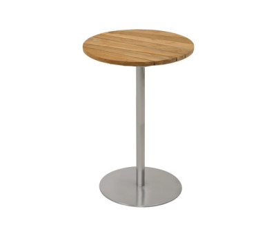 Gemmy counter table Ø 60 cm (Base D) by Mamagreen