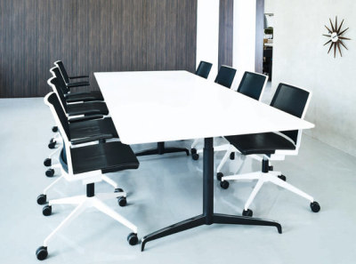 Genese Conference table by Holmris Office