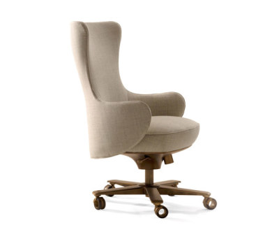 Genius Armchair by Giorgetti
