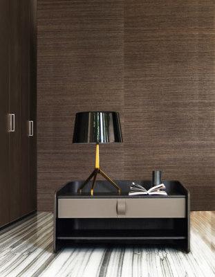 Gentleman nightstand by Flou
